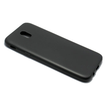 Samsung J5 2017 ultra tanka kolor silikonska futrola (Black)