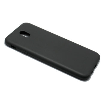 Samsung J7 2017 ultra tanka kolor silikonska futrola (Black)
