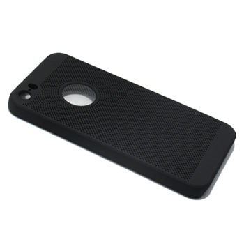 iPhone 5S PVC Breath futrola (Black)