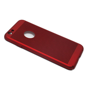 iPhone 6S PVC Breath futrola (Red)