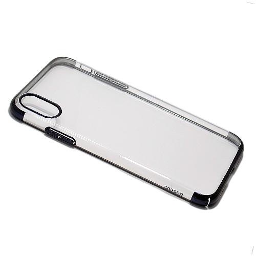 Silikonska futrola Baseus Glitter - iPhone Xdaje Vašem mobilnom telefonu noviji i elegantniji izgled, štiti ga od grebanja, prašine, apsorbuje udarce i padove. Napravljena je od izuzetno kvalitetnog i otpornog materijala. Specijalno je urađena za svaki model telefona tako da telefon normalno možete koristiti bez skidanja maske, savršeno prijanja uz telefon pružajući jednostavan pristup kontrolama i otvorima za slušalice, punjač, kameru, zvučnik...
