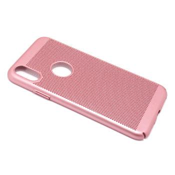 iPhone XS PVC Breath futrola (Rose)