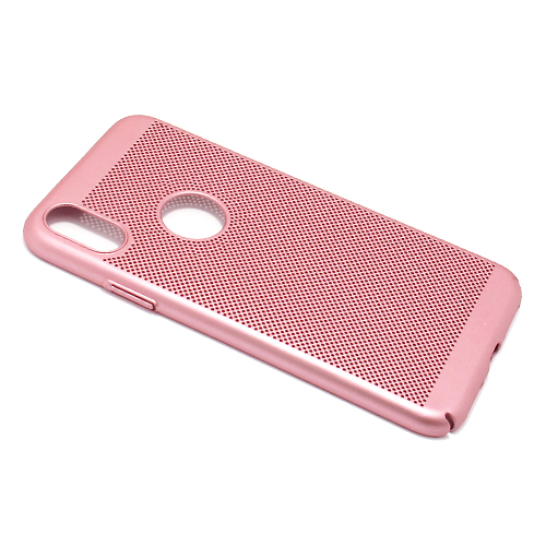 iPhone XS PVC Breath futrola (Rose)